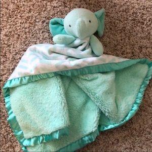 Cloud island elephant blanket